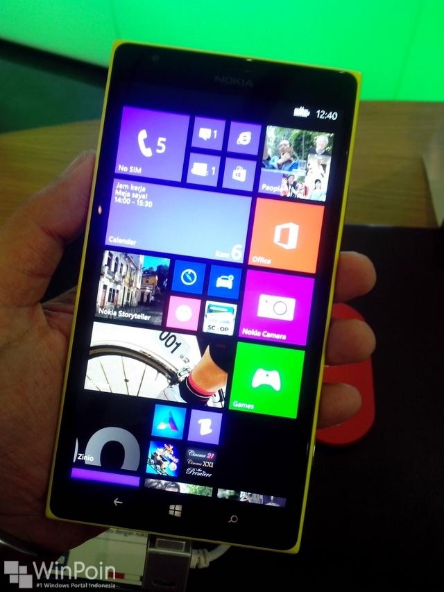 Windows Phone Jarang Terlihat di MBCS 2014 Surabaya