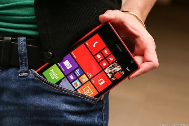 Lumia 1520 Bisa Menggunakan Memori External Hingga 128 GB