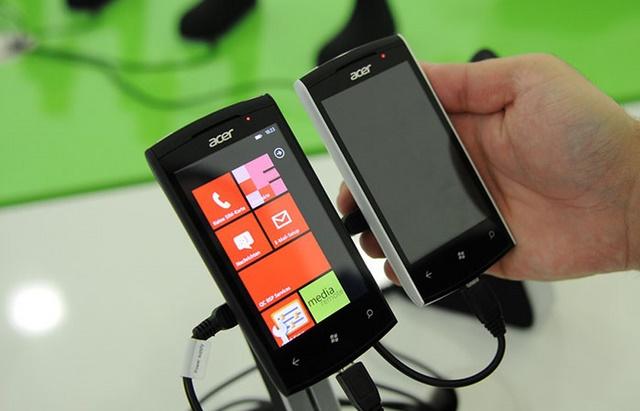 ACER Akan Merilis Windows Phone Tapi Ada Syaratnya??