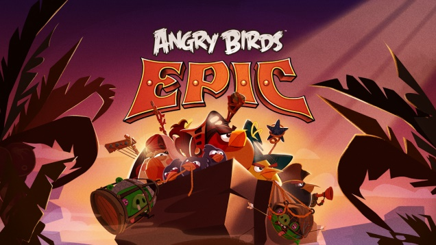 Angry Birds Epic: Game RPG dari Rovio Akan Datang Ke Windows Phone