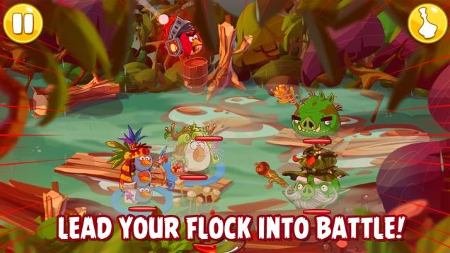 Angry Birds Epic: Game RPG dari Rovio Akan Datang Ke Windows Phone