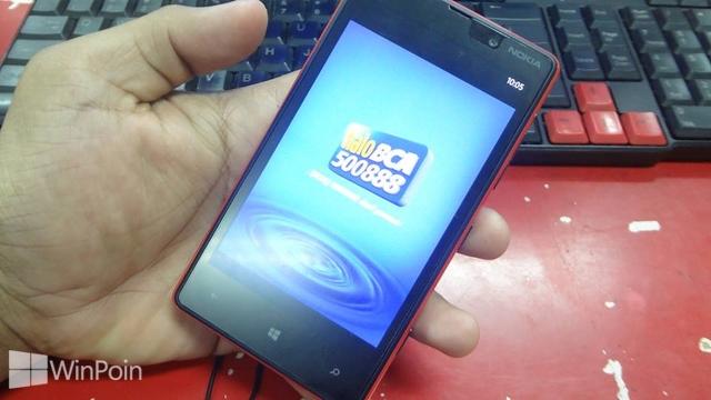 Aplikasi Official BCA Mobile Sudah Hadir di Windows Phone
