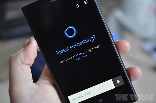 Inilah Tampilan Cortana di Windows Phone 8.1