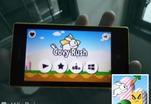 Giveaway: Gratis Download Game Windows Phone Covy Rush!