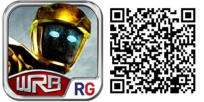 Game Windows Phone 8 Gratis: Real Steel World Robot Boxing