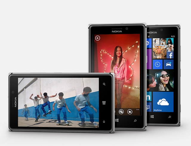 Hands-on Nokia Lumia 925 (Video)