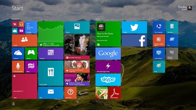 Lihatlah Betapa Keren Konsep Windows 9 Ini (Video)
