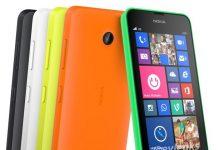 Spesifikasi dan Harga Nokia Lumia 630 Terungkap Lagi!