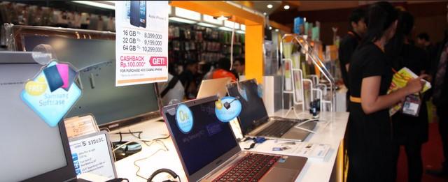 Hari Ini Event Mega Bazaar Consumer Show 2014 Resmi Dibuka