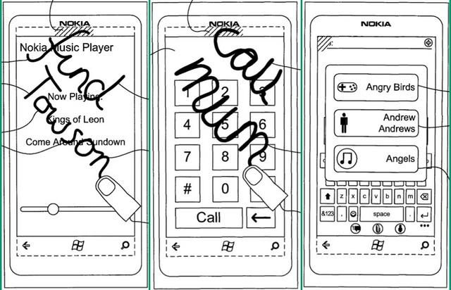 Nokia Patenkan Teknik Touchscreen Baru yang Keren