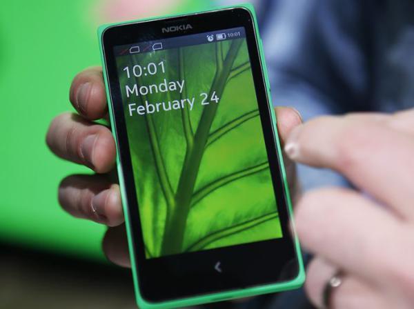 Nokia X Sudah Dirilis dan Dijual di India