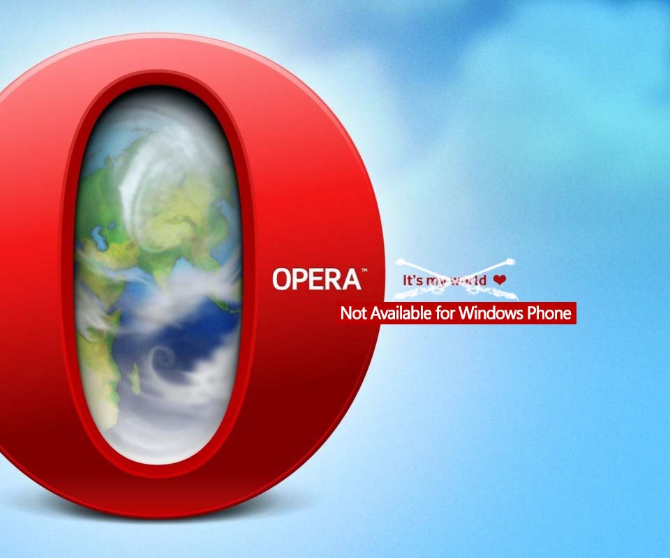 Browser Opera Mini Tidak Akan Singgah ke Windows Phone?