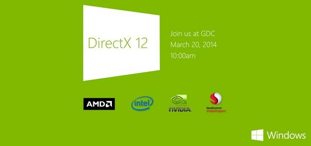 Microsoft Akan Mengumumkan DirectX 12 di Acara GDC
