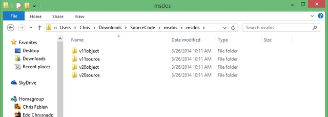 Source Code MS-DOS dan Word for Windows Kini Bisa Didownload Publik