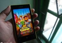 Update Subways Surfers Windows Phone 8, Sekarang Pindah Tempat di Mexico