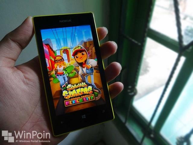 Update Subways Surfers Windows Phone 8, Sekarang Pindah Tempat di Mexico