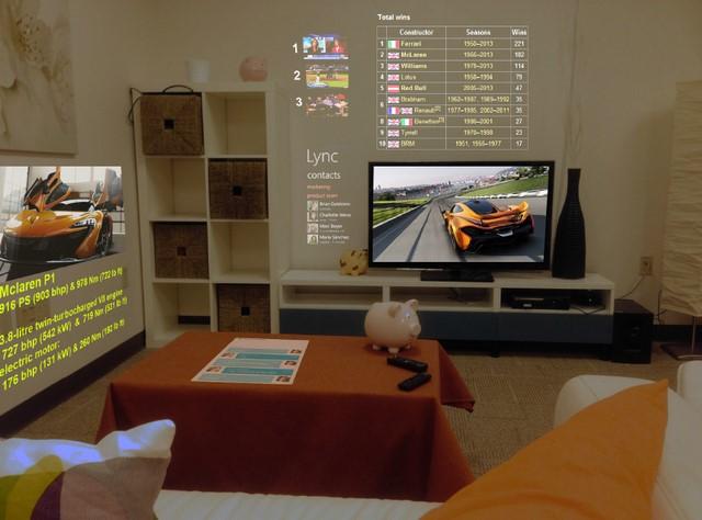 Microsoft Research Sedang Mengembangkan Browser 3D Bernama SurroundWeb