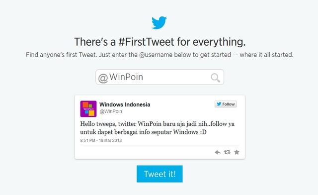 Happy 8th Birthday, Twitter! Ayo Temukan Tweet Pertama Kamu dengan Tools Ini
