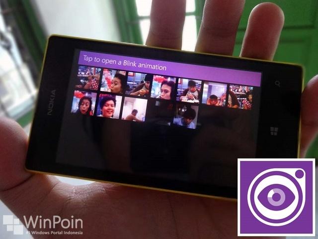 Update Aplikasi Blink Windows Phone 8, Ada Tampilan dan Beberapa Fitur Baru