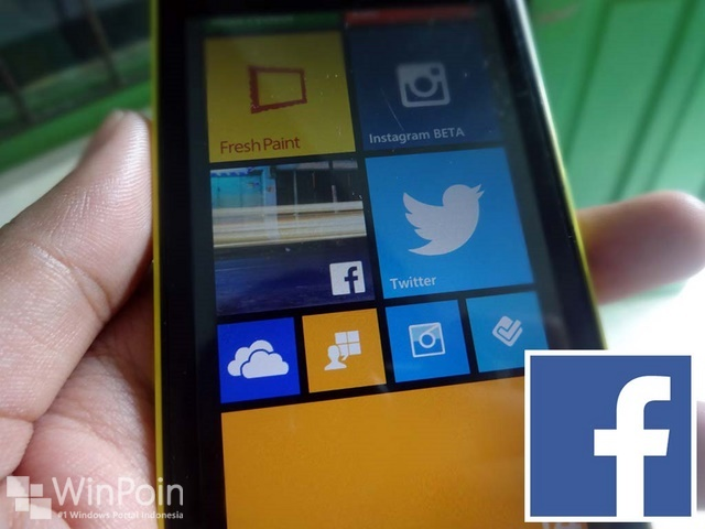 Update Aplikasi Facebook Beta dengan Notifikasi Sound di Windows Phone