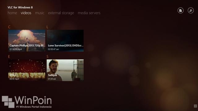 VLC untuk Windows 8 Sudah Dirilis (Meskipun Masih Beta)