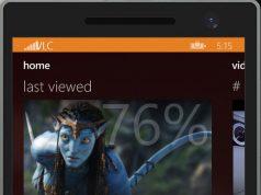 Inilah Tampilan VLC untuk Windows Phone 8.1