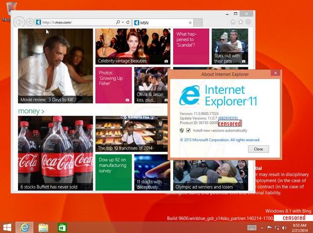 Duh..Windows 8.1 with Bing Ternyata Tidak Gratis