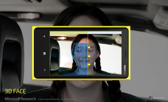 3DFace: Buat Wajah Kamu Menjadi Model 3D dengan Windows Phone