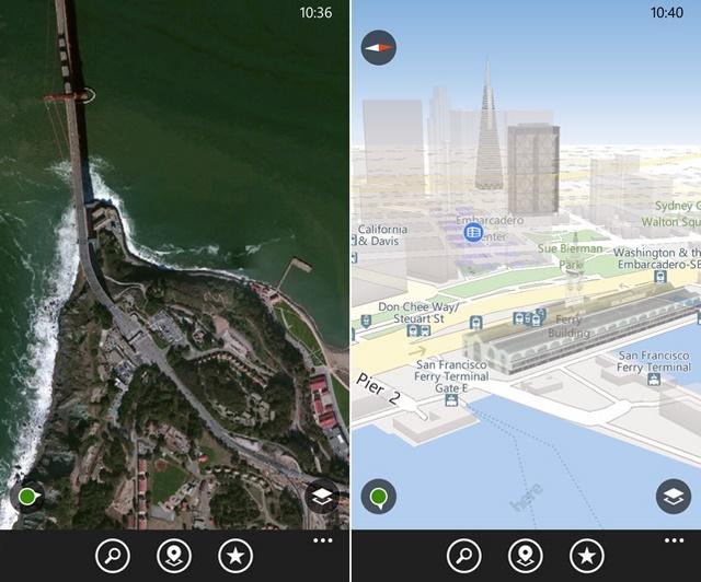 Aplikasi HERE Drive+ Akan Hadir Gratis di Semua Windows Phone 8.1