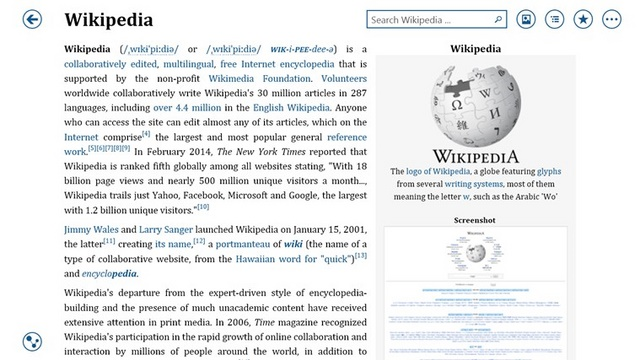 Bing Wikipedia Browser: Aplikasi Ensiklopedia Digital dari Microsoft