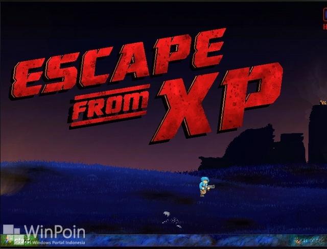Microsoft Membuat Game untuk Membujuk Pengguna Windows XP Berpindah