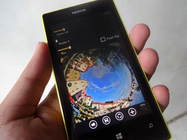 Download Gratis Aplikasi Planetical Windows Phone: Merubah Foto Menjadi Planet Mini