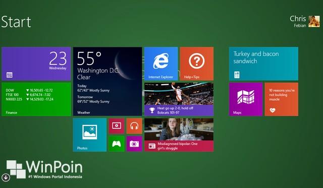Cara Mengatasi Internet yang Hanya Bisa Digunakan di Browser Tetapi Tidak Bisa Digunakan di Apps Windows 8.1