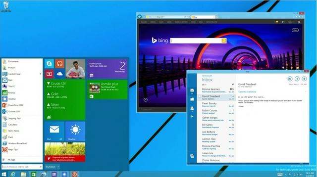 Start Menu Reborn: Inilah Mini Start yang Akan Ditambahkan ke Windows 8.1