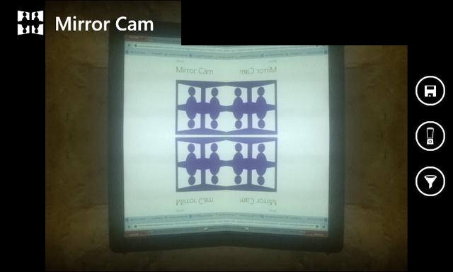 Jadilah Fotografer Unik dengan Aplikasi Mirror Cam di Windows Phone