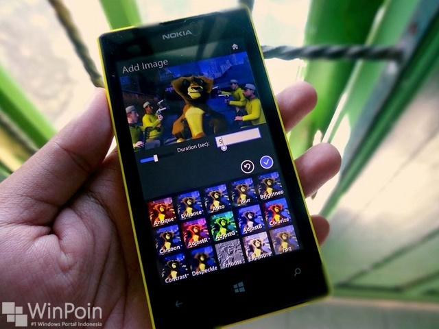Movie Maker 8.1: Aplikasi Video Editing Pertama di Windows Phone 8.1