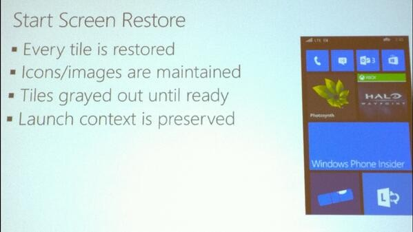 Windows Phone 8.1 Bisa Backup dan Restore Start Screen