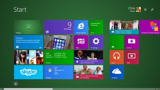5 Alasan Kenapa Kamu Harus Menginstall Windows 8.1 Update