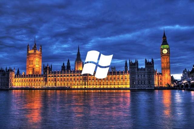 Pemerintah Inggris Berani Membayar Rp. 103 Miliar untuk Windows XP