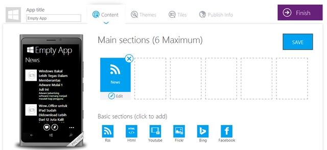 Windows App Studio Beta Dirilis: Kini Kamu Bisa Membuat Aplikasi Windows dan Windows Phone Sendiri