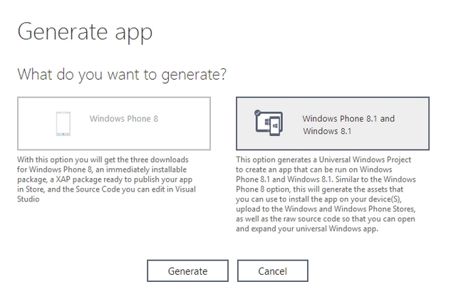 Windows App Studio Beta Dirilis: Kini Kamu Bisa Membuat Aplikasi Windows dan Windows Phone Sendiri