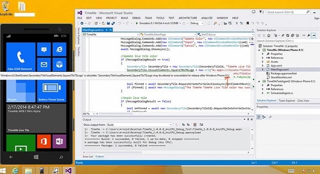 Windows Phone 8.1 Emulator dan Development Tools RC Sudah Bisa Didownload
