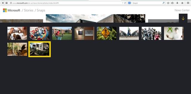 Microsoft Merilis Snaps untuk Berbagi Foto dan Momen Keren