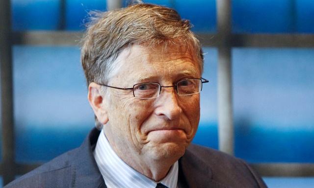 Hah..Saham Microsoft Sebagian Besar Tidak Dimiliki Bill Gates Lagi??