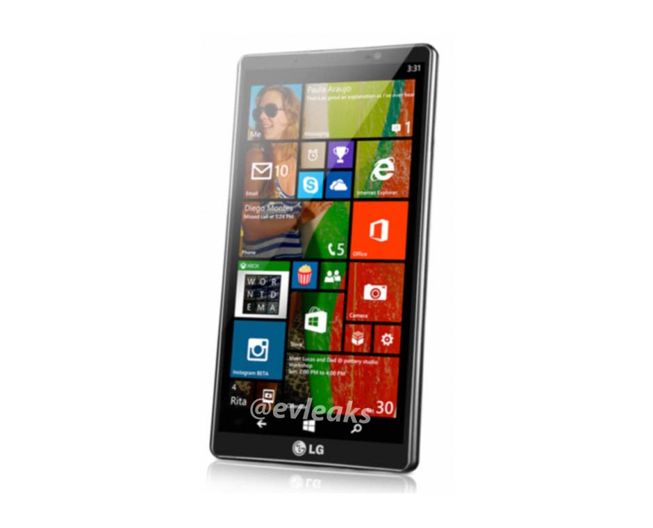 Akhirnya LG Akan Turut Serta Meramaikan Pasar Windows Phone