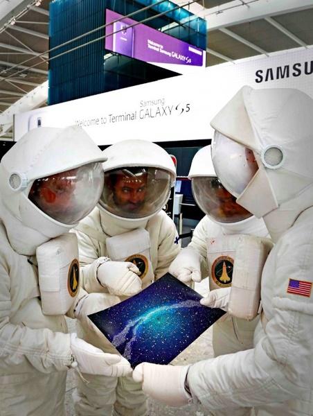 Nokia Membuat Candaan dari Iklan Samsung Galaxy S5