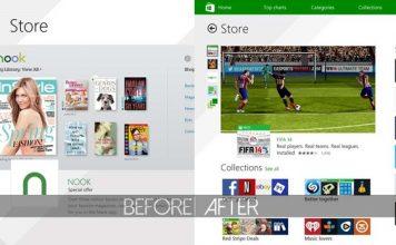 Sudahkah Mencoba Tampilan Windows Store Yang Baru?