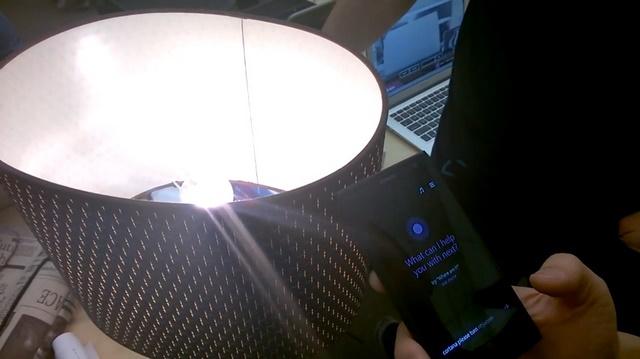 Lihatlah Cortana Bisa Mengendalikan Perabotan Rumah (Video)
