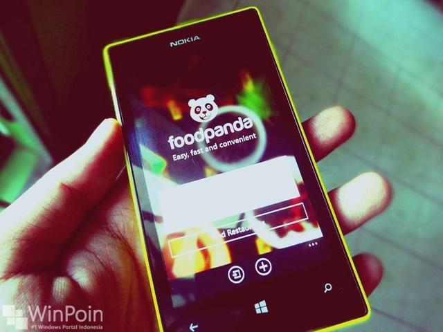 Foodpanda: Aplikasi Kuliner Windows Phone, Pesan Makanan Kini Jadi Lebih Mudah