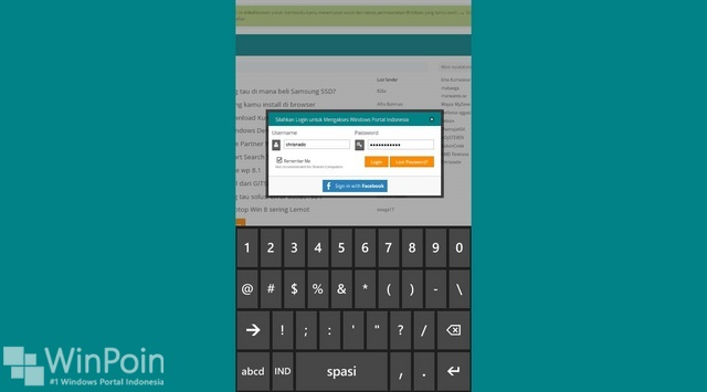 Apa Fitur Baru Internet Explorer 11 di Windows Phone 8.1?